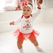 Выкуп!Открываем 3й сезон!Новогодние наряды для малышей на рост от 62 до 122,отличное качество!