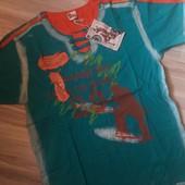 Качественные футболки для мальчика Cobweb