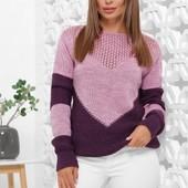 Женские вязаные свитера,кофты, джемпера. Разные цвета!