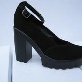 СП кожаная обувь!женские туфли 36-41 р