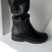 Зимние и осенние  кожанные ботинки и сапоги 36-41 р.Много моделей