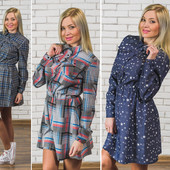Модные женские платья,СП№1,р-ры 42-54.Производитель Украина