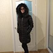 Пуховики зимние, только реальные фото а не кот в мешке! Посадка идеальная!2 модели размер М