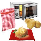 Чудо мешочек для запекания картошки!!!