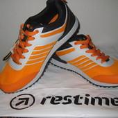 Унисекс Красивенные кроссовки от Restime. Качество на высоте. Р. 36-41 Выкуп 2 раза в неделю