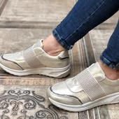 Классные кроссовочки, удобные иэ лёгкие 36-41