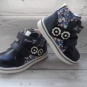 Демисезонные ботинки Tom.m в наличии! Открыт новый сбор