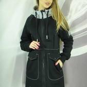 Якісні фабричні куртки і пальто! 48-58 розміри