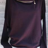 Срочно поки по супер ціні світери кофти блузи рубашки гольфи від 44 по 60р добавила нові моделі
