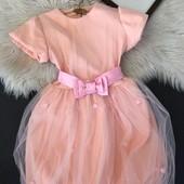 Красивое платье для девочки всего 150 грн