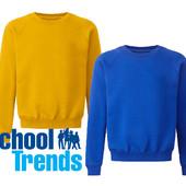 Школьный свитшот / толстовка мальчикам и девочкам School Trends (Англия) по оптовой цене, на выбор