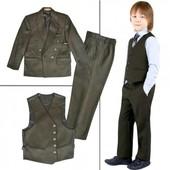 Школьний костюм тройка для мальчика. Давайте бистро соберемо. Кількість обмежена.