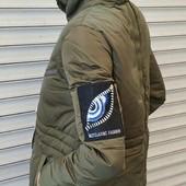 Зимняя куртка,теплая,качество хорошее,размер c - м.