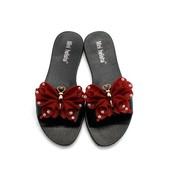 Уже у меня!Кому?Последние модели Красивые нежные шлепки сандали с бабочкой. Смотрятся очень красиво!