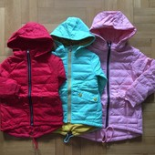 деми куртки (Grace (Грейс) Венгрия.. заказаны ф2-3.. ф1 есть в нал.. выложила в последний раз..