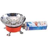 Газовая печь примус Kovar K-203 туристическая с защитой от ветра. Отправка со склада