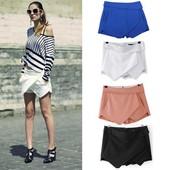 Хит лета!!!Жен модные шорты-юбка юбка мини и миди все для жарких дней!!!