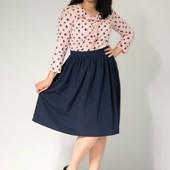 Блузы в наличии Распродажа разные расцветки р 42-54 реальные фото