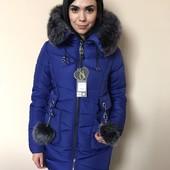 Срочная и полная Распродажа остатков на складе.Шикарные курточки р 42-52 натуральный мех.Зима