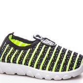 Легкие кроссовочки текстиль. Размеры 25-30