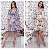 Супер модные летние платья! цены минимальные! Выкуп каждый день