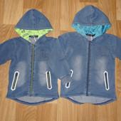 Джинсовый костюм двойка для мальчика,Венгрия Buddy boy, 4-12 лет.Венгрия