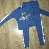 Трендовый!!! Мега крутой костюм для девочек без ростовок! Выкуп каждый день! Рост 110-158.