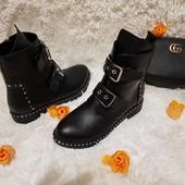 ботиночки женские модельные