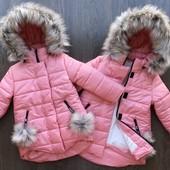 шикарные зимние куртки