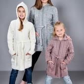 Теплые кардиганы кофты ,костюмы для деток  от 30 до 42  размера
