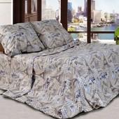Бесплатная доставка! Полуторный комплект постельного белья. Бязь голд, качество отличное!