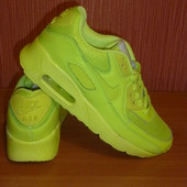 Кроссовки Nike Air Max Neon