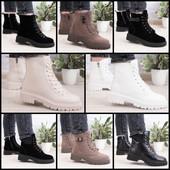 Сапоги и ботинки. Зима. Самые низкие цены. 22,5-26,5 см