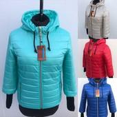 Женские демисезонные куртки 44-54