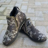 СП Мужская обувь зима, два цвета, выкуп каждый день со склада