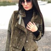 Стильная женская куртка по супер-цене! Реальные фото