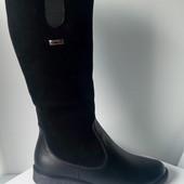 Зимние кожанные ботинки и сапоги 36-41 р.Много моделей