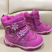 Термо ботинки для мальчиков и девочек.Разбираем оставшиеся размеры