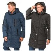 Стильные и теплые модели мужских курток деми и зима