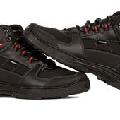 тильные мужские ботинки на удобной подошве Кб-07