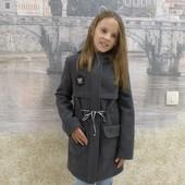 Хит сезона, кашемировые пальто девочкам