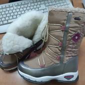 Термо ботинки Tom.m., девочка 23-35. Разные модели, есть наличие.
