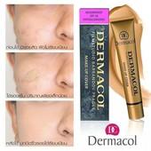 Тональный крем  Dermacol Make-Up Cover. Чехия. тона 209/212