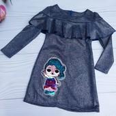 Платья для девочек. Новые модели