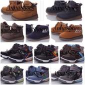 Стильные, качественные деми ботиночки Bbt, Klf. Р-ры 26-32.