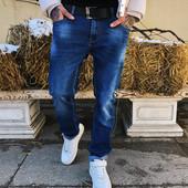 Срочный сбор!Две модельки,минимальная ставка,джинсы мужские с ремнем  Resalsa Jeans