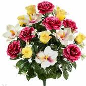 Очень Красивые цветочки к Поминальным дням!!!!