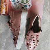Новинка 2019! Модные, дорогие ботинки-слипоны Yalike! 29-36рр.! Качество! Наличиe+сбор! Реал фото!