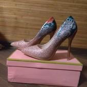 очень клёвые туфли. остатки...