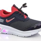 Кроссовки Nike. Турция. Много расцветок. Размеры 26-35.
